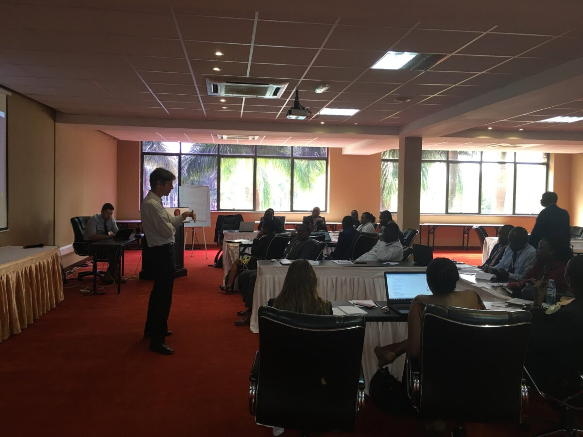 National oil company strategies and benchmarking, Kampala, Uganda