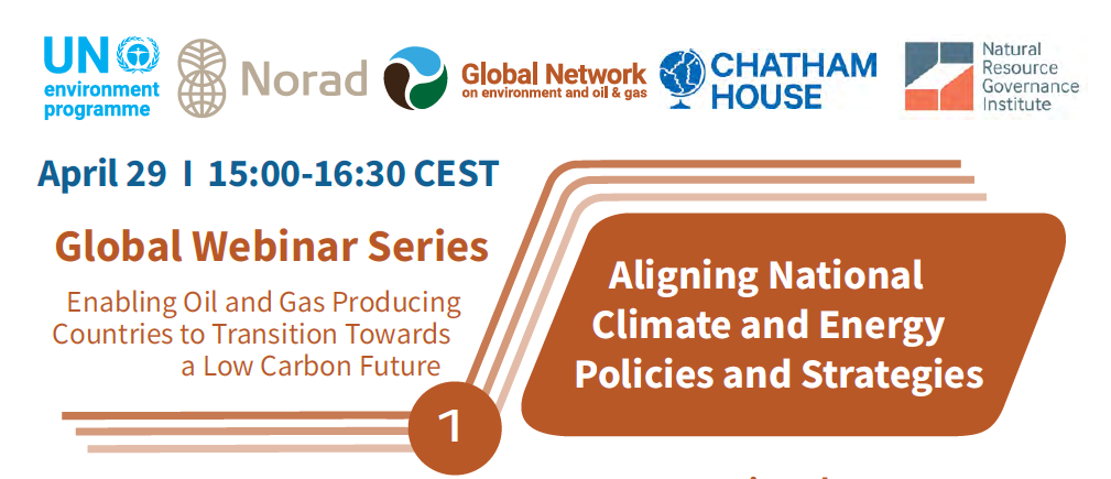 Aligning National Climate and Energy Policies and Strategies